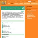 NIÑOS: Temas: Desarrollo social y emocional Índice