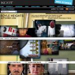 DEPARTURES: Boyle Heights homepage