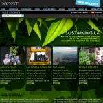 WEB STORIES: Sustaining LA homepage