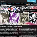WEB STORIES: Backyard Parties homepage