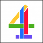 Channel Four Television's 1982 logo