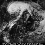 Hurricane Agnes on June 19, 1972, National Hurricane Center, NOAA