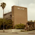 KCET on Sunset Boulevard in LA