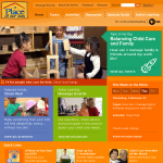 PLACE: Homepage: Balancing Child Care and Family